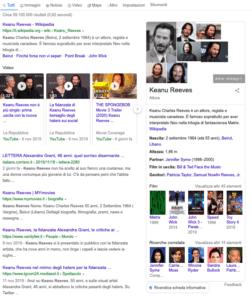 Google fornisce già le informazioni richieste